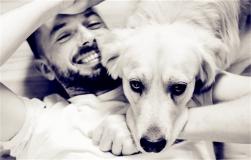 beplay体育投注宠物问题:你的狗害怕男人吗?如何处理这种问题!